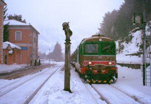 stazione più alta d'italia